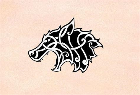 celticviking wolf  robsn  deviantart vikings