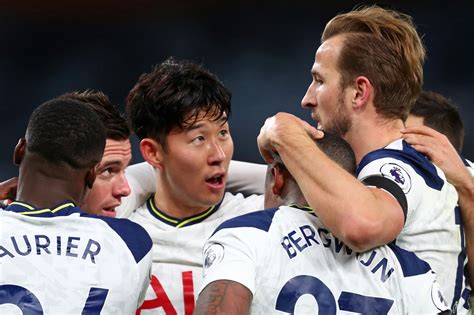 Tottenham Player Ratings Vs Manchester City - The 4th Official
