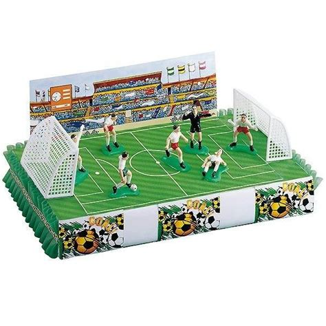 Dekoration Fussball by Tortendeko Im Set F Fu 223 Balltorte Fu 223 Dekoration F