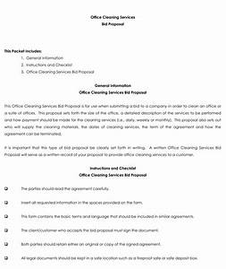 How To Write A Proposal To Sell A Product Bid Proposal Templates 8 Samples To Write Better Proposals