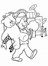 Park Amusement Coloring Pages Fair Parques Colorear Printable Fun Atracciones Para Clipart Cliparts Sheets Miscellaneous Kermis Parque Diversiones Sheet Que sketch template