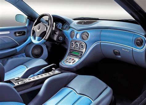 40 Inspirational Car Interior Design Ideas