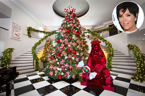 christmas kris jenner shows  kandyland chic holiday