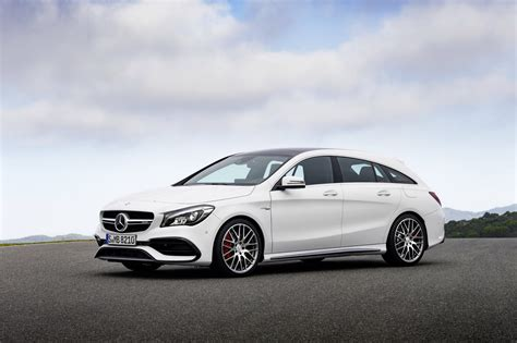 Mercedes Benz Facelifts 2017 Cla Just In Time For New York