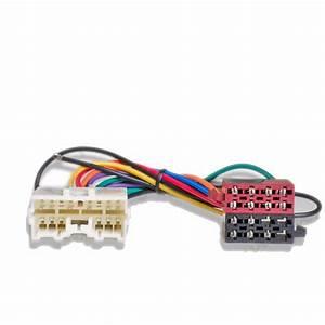 Car Stereo Iso Radio Harness Connector Adaptor Wiring Loom