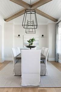 White Modern Farmhouse Home Bunch Interior Design