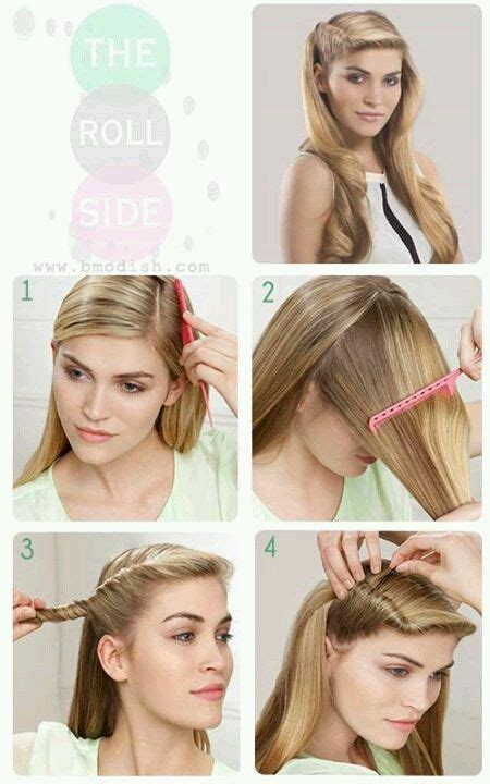 1940s Hairstyle Tutorial by Retro Vintage Hairstyle Tutorial Holy Bless Hair