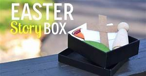 so the cook said: Easter Story Box