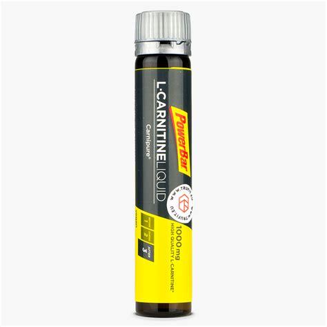 PowerBar - L-Carnitine Liquid - TRU·FIT