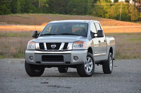 2012 Nissan Titan Review • Autotalk
