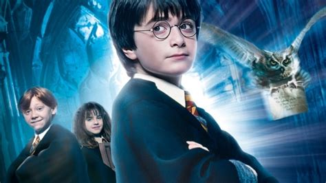 harry poter and the looking back at harry potter and the philosopher s den of
