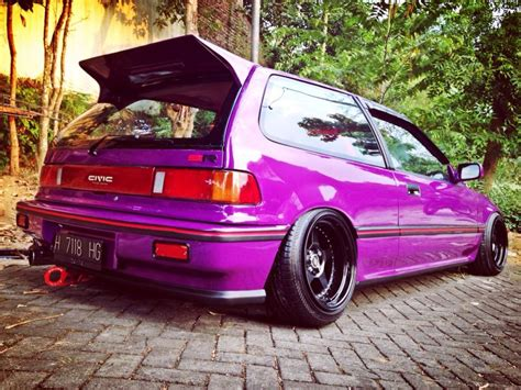 21 Best Honda Civic 89 Images On Pinterest