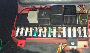 Vw Caddy Mk1 Fuse Box