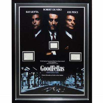 Goodfellas Pesci Joe Movie Liotta Ray Framed