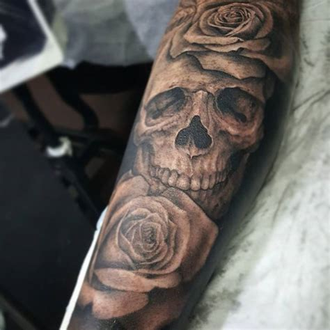 skull tattoo design pictures  meaning