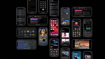 Ios Gui Dark Interface Tech Hi Wwdc