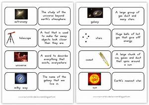 Solar System Vocabulary Worksheets (page 2) - Pics about space