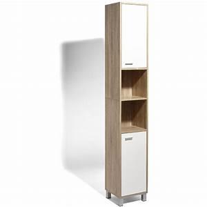 excellent meuble de rangement salle de bain meuble salle de bain pas cher gifi meuble with
