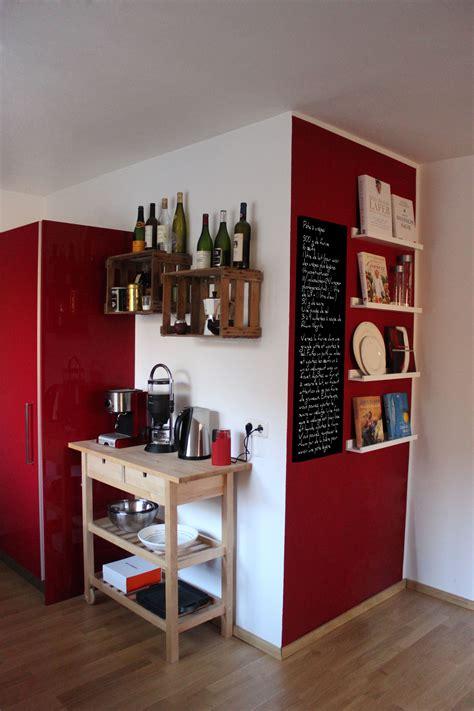Küche Farbe Wand by K 252 Che Deko Ideen