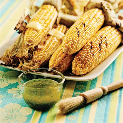 mais cuisine maïs grillés au beurre citronné recettes cuisine et