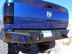 Add R517201280103 Honeybadger Rear Bumper Dodge Ram 2500