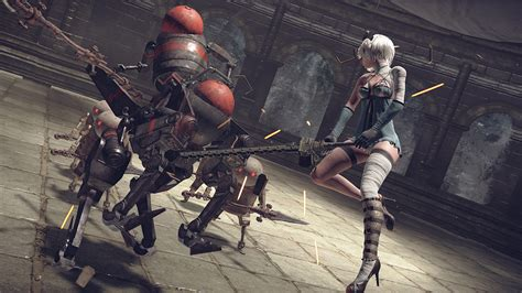 1080p Fallout 4 Wallpaper Nier Automata 39 S Dlc Is Out Now But You 39 Ll Never Play It Usgamer