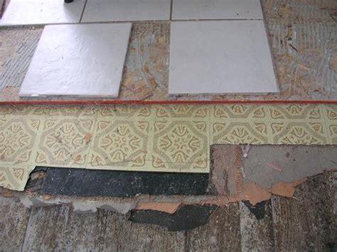 linoleum asbestos