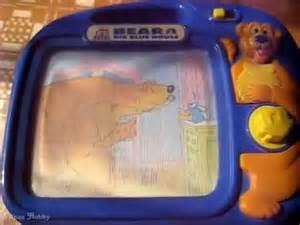 Bear Big Blue House Toys