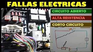 3 Tipos De Falla Que Tienen Los Circuitos Electricos