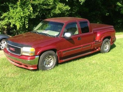 southern comfort trucks find used 2001 gmc 1500 seirra southern comfort unique