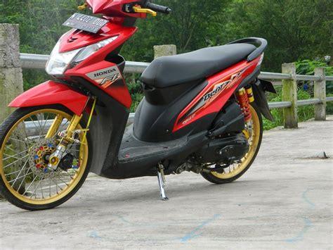 Motor Thailook Beat by Koleksi Modifikasi Motor Thailook Terbaru Modifikasi