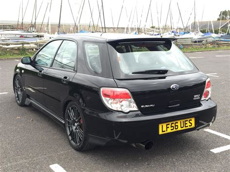Used 2006 Subaru Impreza Wrx Wrx Sl Sports Wagon For Sale
