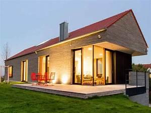 Holzfassade Welches Holz : fassaden aus holz neues gesundes bauen ~ Yasmunasinghe.com Haus und Dekorationen