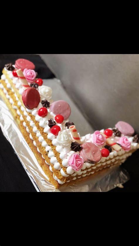 trending cake letter cake  letter cake cake ideas