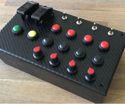 Button Box Sim Racing Instructables Steps