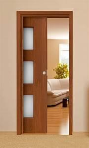 Posuvné dveře bez pouzdra