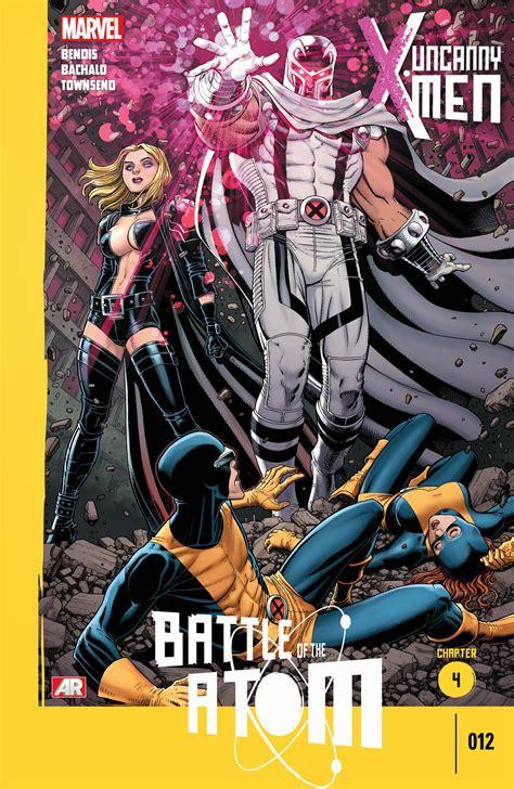 uncanny marvel adams arthur comics vol jean comic battle atom grey xmen v3 issue covers bachalo frost emma wolverine chris