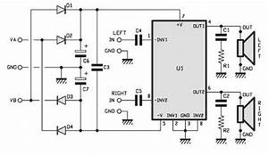 15watts stereo amplifier circuit electrical With mono power amplifier a1015 bd140 tip2955 circuit diagram