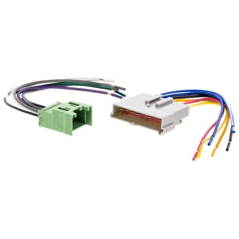 Metra Car Stereo Wiring Harness For