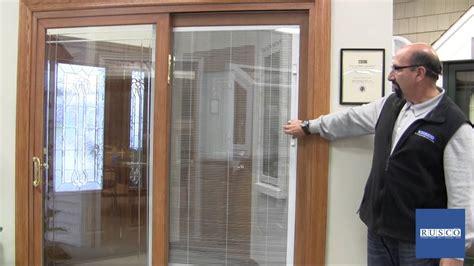 sliding door blinds sliding patio door with built in blinds