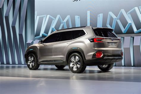 subaru suv this is subaru 39 s new viziv 7 mid size suv concept and it