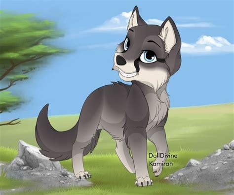 anime wolves pups dark wolf puppy anime style  xxdark wolfxx  deviantart wolves