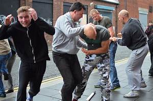 Street fight Liverpool 2014 with Haim Sasson from Israel ...