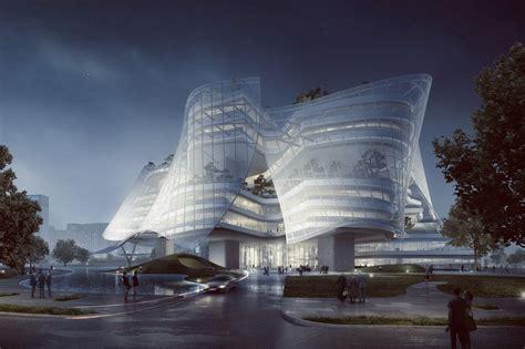 xiamen xinhee design center architect magazine