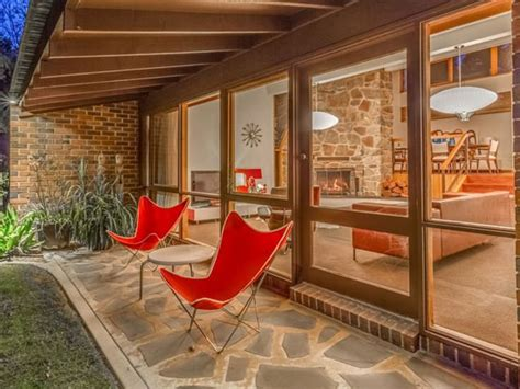 market  hassell partners designed midcentury style property  adelaide south