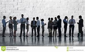 Corporate Business Team Discussion Meeting Concept Stock ...
