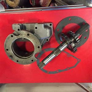 4r100 4wd Extension Housing Shaft 5 4l 6 8l Overdrive F250