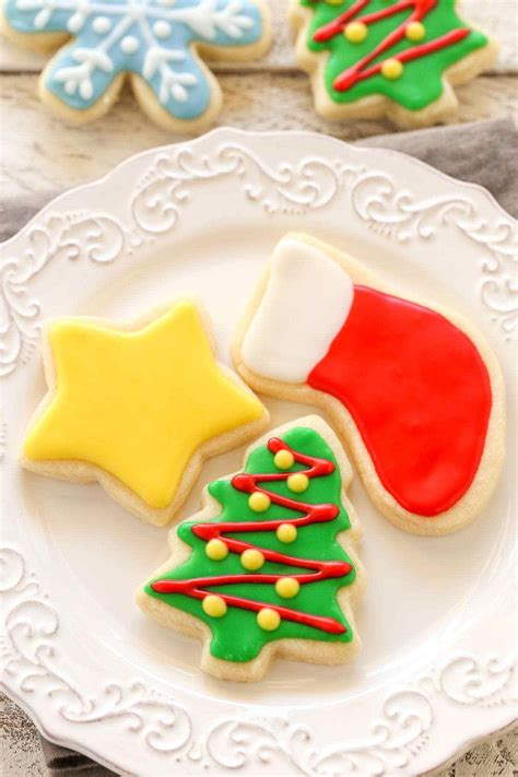 cookie decorations soft cut out cookies live well bake often