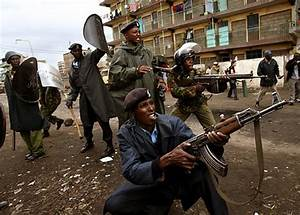 Kenya Squad that Executes Illegal Killing for the Government