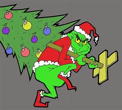 Grinch Clipart Mr Mean Clipground December